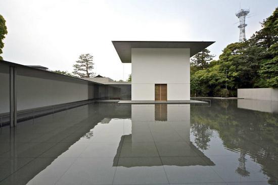 谷口建筑设计研究所《铃木大拙馆》2011年 金沢县
