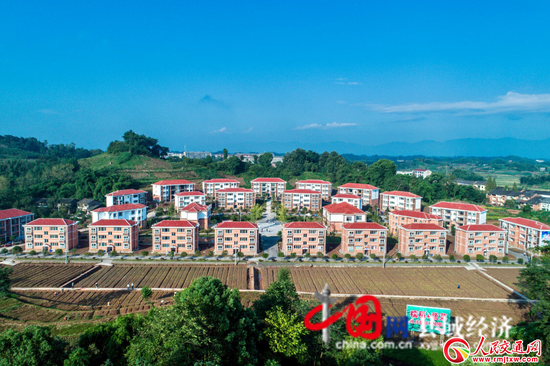 大竹產業助推特色小鎮經濟發展
