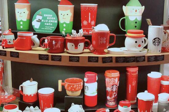 """圣诞买什么 这些圣诞系列新品帮你""""清仓"""""""