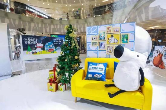 圣诞节的另一种耍法 2018圣诞季一起花样玩转成都