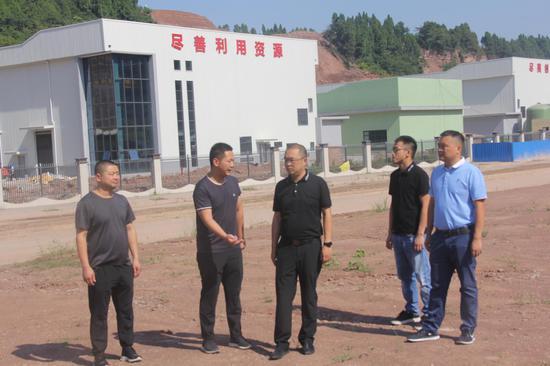 射洪欣诚加快建设助力锂电产业