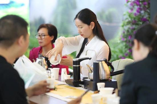擦亮川茶名片普及健康茶饮 四川将首次举办全民泡茶节