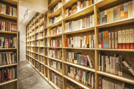 位于华西坝的读本屋二店,图源/读本屋