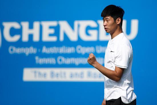"""""""一带一路""""成都-澳网国际大学生网球邀请赛收官"""