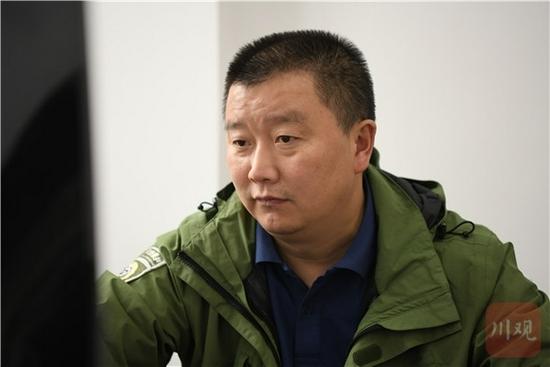 大熊猫国家公园崇州管护总站巴栗坪管护站站长周红林