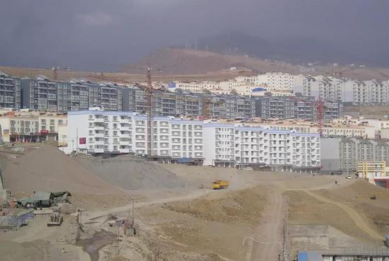 2008年,湖北对口援建汉源