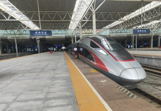 成都局往郑州方向的高铁、普速列车全部停运 有这些车次