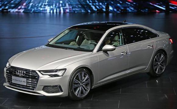 新一奥迪A6L正式上市 售价41.78-66.68万