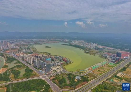 成渝地区双城经济圈彰显中国开放新格局