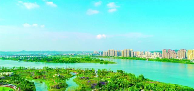 九莲州生态湿地公园