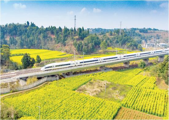 新中国成立70周年出行的变迁