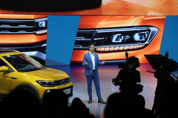 上海上汽大众汽车销售有限公司副总经理 夏海杉