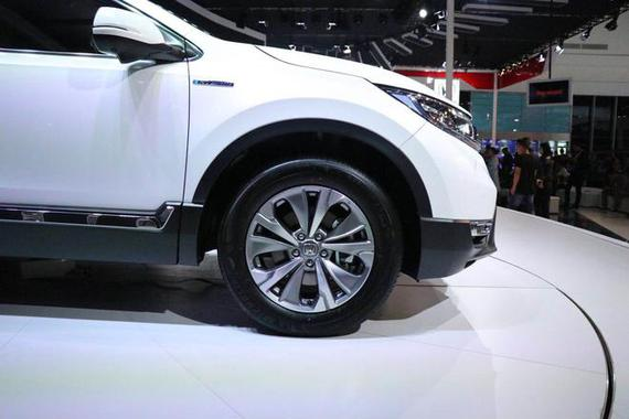2019款CR-V实拍图
