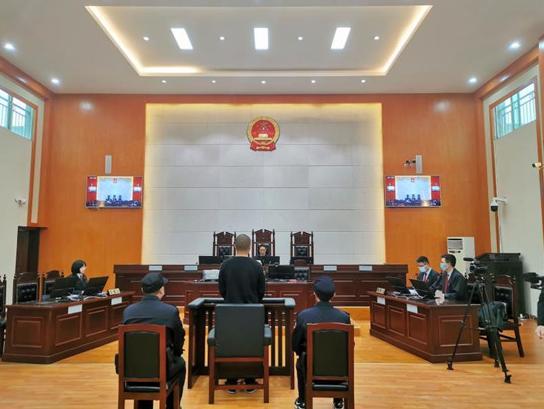 四川首起袭警罪案件在丹棱县人民法院宣判