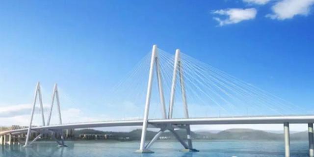 遂宁涪江六桥将于今年底开工