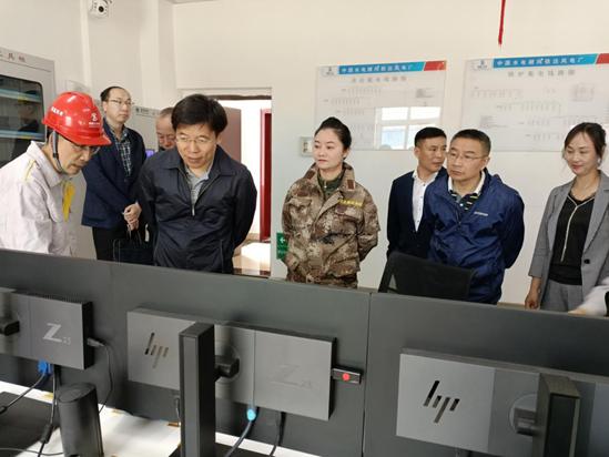 中国气象局、省气象局领导到德昌县调研气候康养旅游