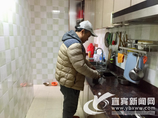 准备一日三餐是刘佳云每天的