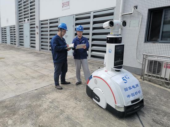 四川移动5G+ 助推成都开启智能电力新时代