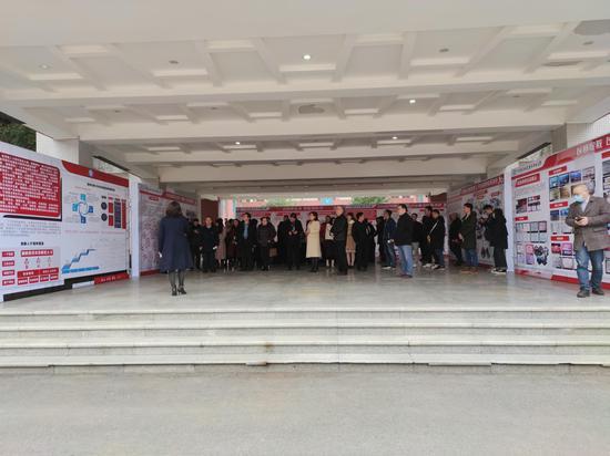 四川托普信息技术职业学院举行校庆周系列活动