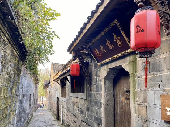 """6月1日起 四川首部古镇保护条例为宜宾李庄""""护航"""""""