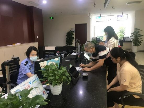 成都開通省內未滿16周歲公民異地首次申領居民身份證業務