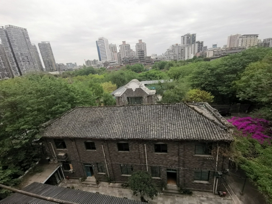 成都市第十九批历史建筑保护名录公布 合江亭、原机车车辆厂厂