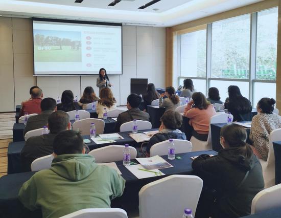 北京外国语大学留学项目招生宣讲会(成都站)在蓉举行