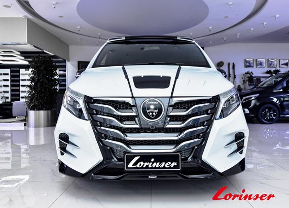 Lorinser天幕与天际亮相成都国际车展