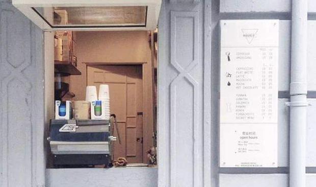 月入10万的2平米咖啡店等你拔草