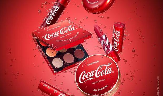 销量连年走低 可口可乐另辟蹊径出彩妆