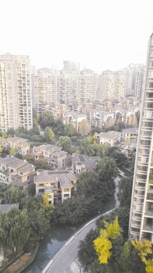 温江仁和春天大道小区
