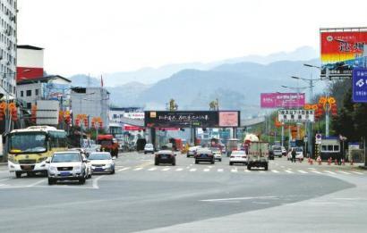 达陕(达渝)高速公路达州收费站