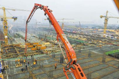 成都地铁7号线崔家店停车场预计7月完工出入线暗挖工程
