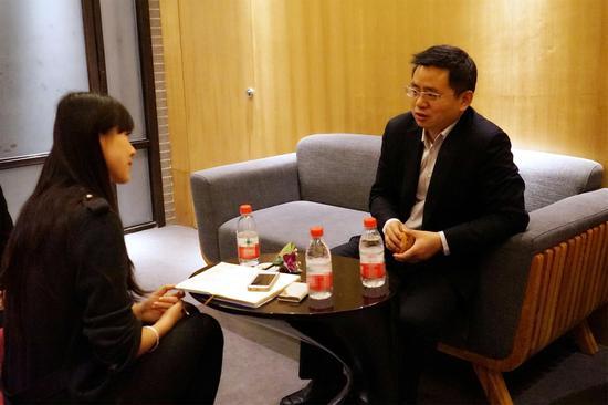 天府财富董事长兼CEO 李炜