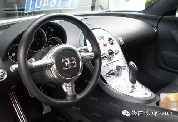 中国第一台上牌布加迪 不连号车牌含义图片