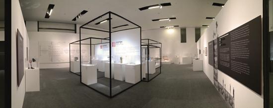 """2014年下半年,""""作为启蒙的设计""""中国国际设计博物馆包豪斯藏品在国博图片"""