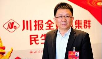 赵世勇任遂宁市委书记。