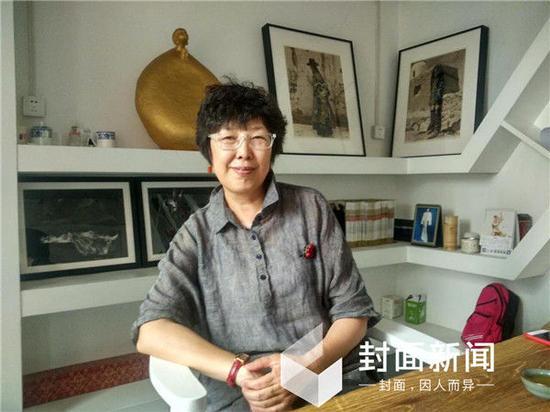 片中的讲述者陈小波。图据封面新闻