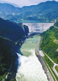 此次紫坪铺水库泄洪预计将持续5天。