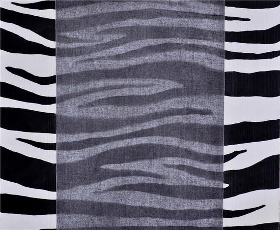 《透光系列之29》 布面油画 丙烯 50x60cm 2013年