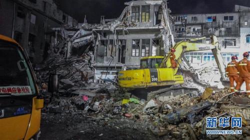 温州塌楼致22死