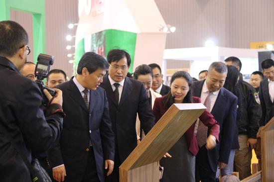 罗强市长、刘宏葆副市长