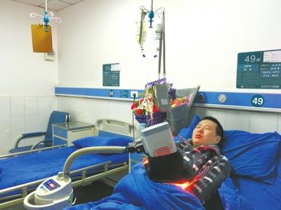 受伤的谢林。