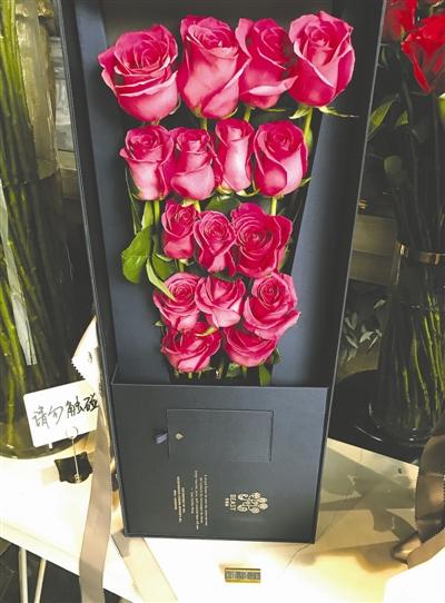 市面上卖的玫瑰其实是月季