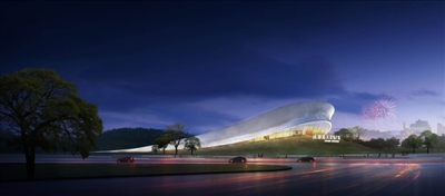 成都露天音乐广场预计今年下半年就可开工建设,一年内就可建成