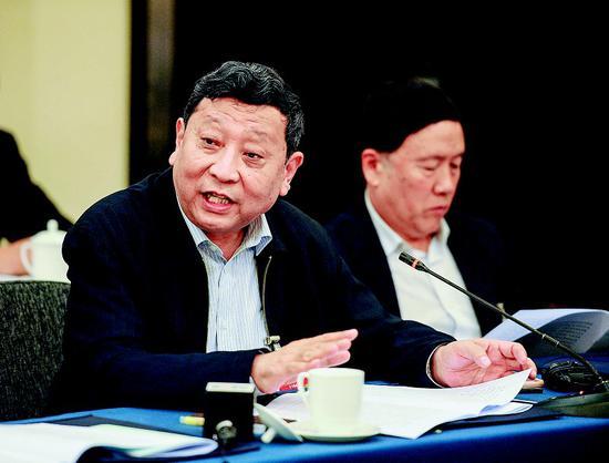 ▼王计委员认为,有必要在法规层面明确支持初创科技型企业实施员工持股和分红激励。