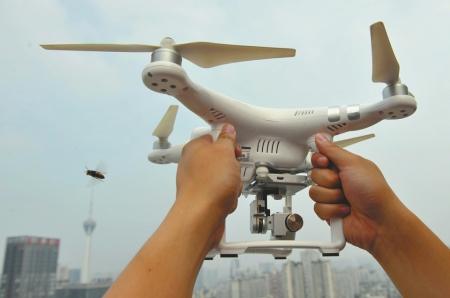 治黑飞放大招 6月1日起民用无人机将实名登记