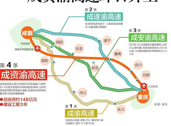 合川2020年规划图