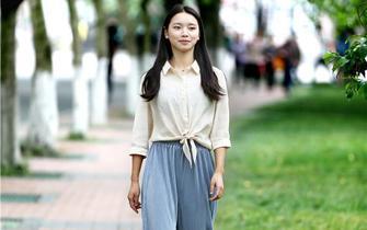 成都女大学生成中国最年轻比基尼冠军