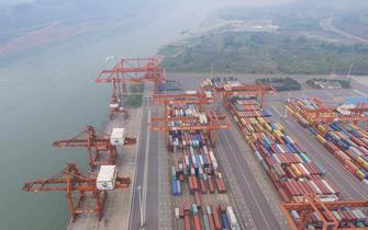 宜宾港建一带一路长江起点航运物流中心